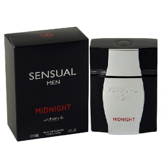Sensual Midnight Cologne by Johan B 2.8oz Eau De Toilette Spray for men